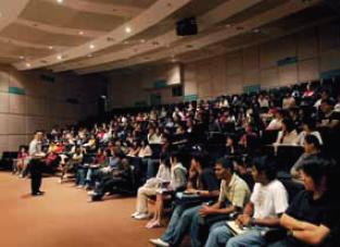Swinburne University of Technology in Sarawak, Malaysia.